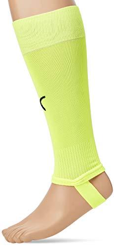 Puma Herren Team Liga Stirrup Socks CORE, Fizzy Yellow Black, 4