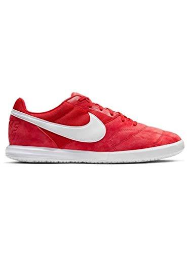 Nike Unisex-Erwachsene Fußballschuh, University Red/White, 40.5 EU