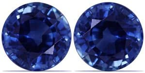 GemsNY GIA Certified Untreated All items in the store 3.44 High order Natural Blue Sapphire cttw.