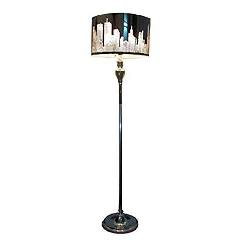 Creatieve oogbescherming sofa vloerlamp leeslamp retro vissen Upright Piano tafellamp voor woonkamer slaapkamer zilver