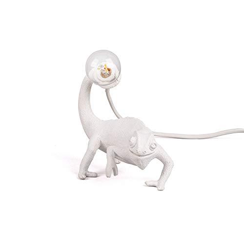 SELETTI 'Chameleon Lamp Lampada Camaleonte, Fermo