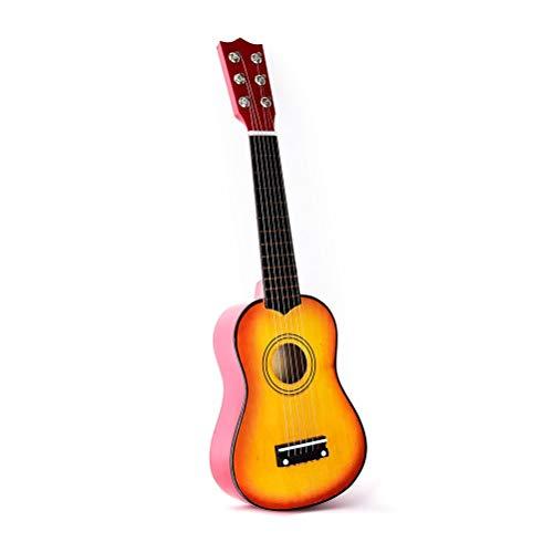 """PNLD 21"""" Neue Ukulele Anfänger-Kind-Geschenk Hawaiian Instrument Schnur-Gitarre + String + Wählen (Farbe, Größe : 21 inches)"""