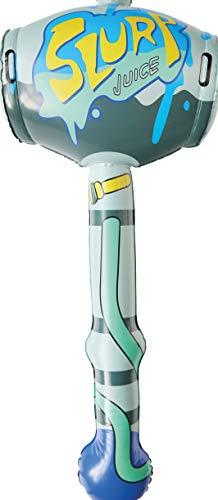 Rubies 3300203 Pickaxe, Unisex– Erwachsene, blau-weiß
