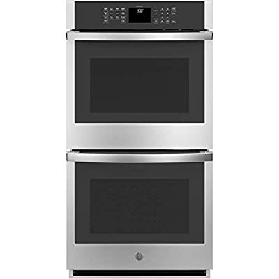 GE JKD3000SNSS 27 Inch Electric Double Wall Oven in Stainless Steel