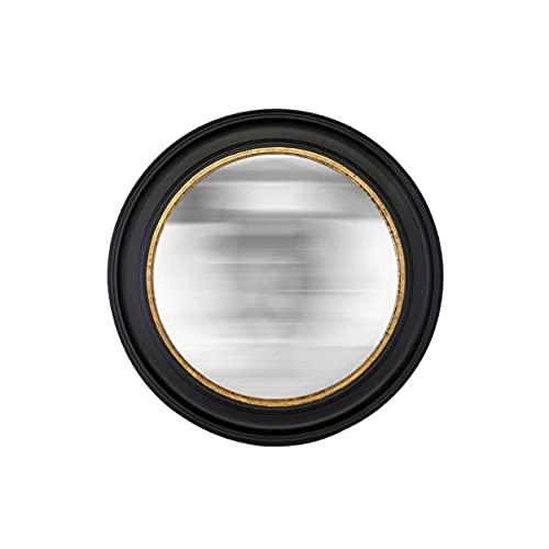 EMDE - Miroir Rond Noir Convexe