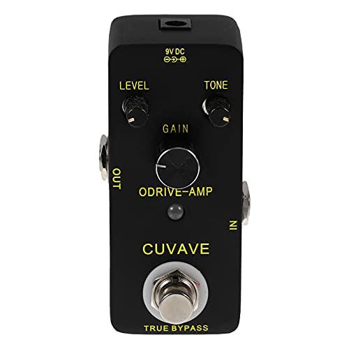 Generic Guitar Looper Effect Pedal Loop Loops Station Tuner Function Mini Loop Recording for Electric Guitar Bass Guitar Black