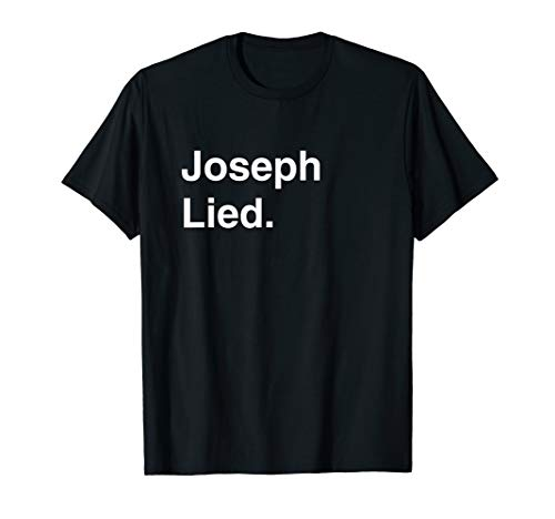 Joseph Smith Lied - Book of Mormon Ex-Mormon Exmo Ex-Mo LDS T-Shirt
