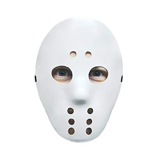Forum Novelties Hockey Mask White