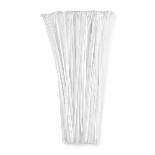 nylon zip ties 12 inches - 1