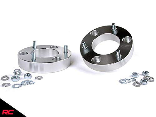 Rough Country 2' Leveling Kit (fits) 2004-2015 Titan Billet Aluminum Suspension System 863
