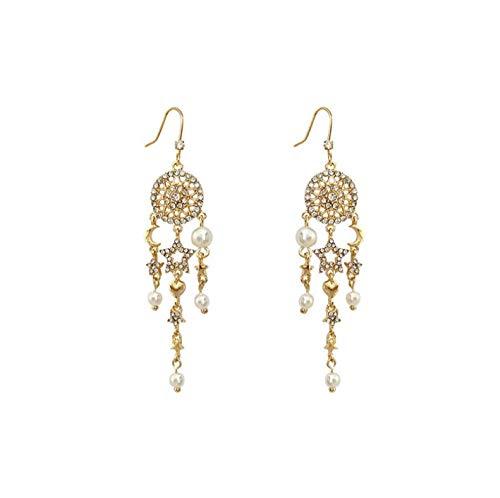 NA Dangle Drop Earrings Women Long Tassel Elegant Women's Earrings Womens Jewelry