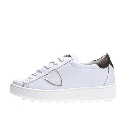 PHILIPPE MODEL PARIS VBLD V026 Madeleine Sneakers Damen Weiss 38