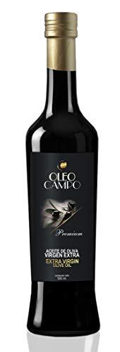 OLEOCAMPO - Aceite de Oliva Virgen Extra Premium Picual 500 ml
