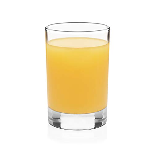 Libbey Heavy Base Juice Glasses Set of 8