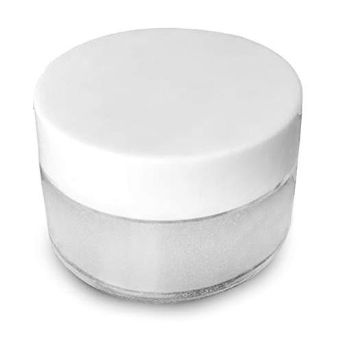 Abcidubxc 5 g purpurina en polvo para hornear de decoración, decoración alimentaria (plata, oro)