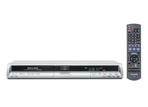 Panasonic DMR EX 80 S EG S DVD-und Festplattenrekorder (Upscaling 1080i, DivX-zertifiziert, SD Slot, HDMI) mit integriertem DVB-S Tuner (CI-Slot) 160 GB silber
