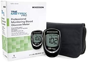 McKesson TRUE METRIX® PRO Professional Monitoring Blood Glucose Meter - 1/box