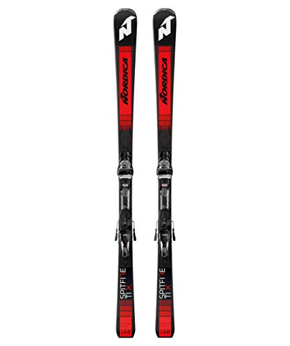 Nordica Skier Dobermann Spitfire TI X FDT inkl. Bindung TP2 Light 11