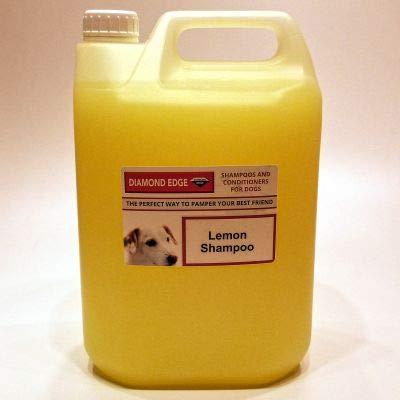 Diamond Edge Citron Shampooing de toilettage, 4 litre