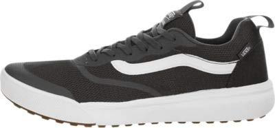 Vans Unisex Ultrarange Rapidweld Skate Shoe (9.5 Women/8 Men, Obsidian/True White)