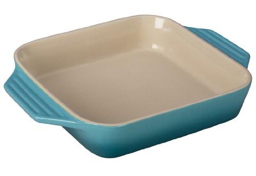 Le Creuset Stoneware Square Dish, 2.2 qt. (9.5'), Car
