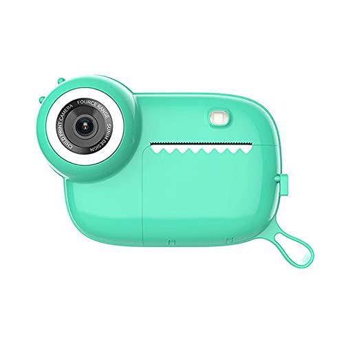 KDMB Cámara Pantalla HD de 3 Pulgadas Que Puede Tomar fotografías Imprimibles y Recargables Regalo de cumpleaños de Bricolaje Cámara pequeña SLR HD Adecuada para Adolescentes Niños Principiantes