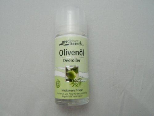 OLIVENOEL DEOROLLER Mediterrane Frische, 50 ml