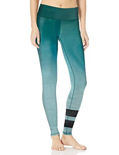 Alo Yoga Women's Airbrush Legging, Gradient Ever Mint, X-Small