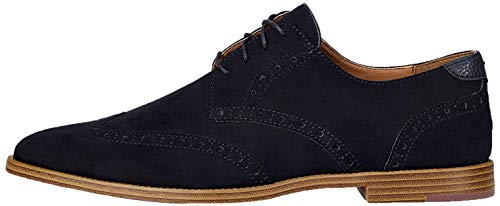 find. Alvin Brogues, Blau (Navy), 40 EU