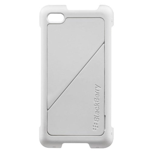 BlackBerry Transform - Carcasa rígida para BlackBerry Z30, color blanco