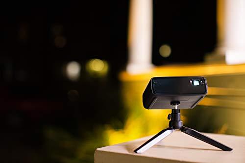 Philips Projection PicoPix Micro 2, kompakter Projektor mit DLP-LED, HDMI, USB-C, 5 Std. Akkulaufzeit