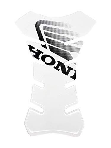 Quattroerre 18080Schutz-Reservoir Motorrad Honda 3D, transparent