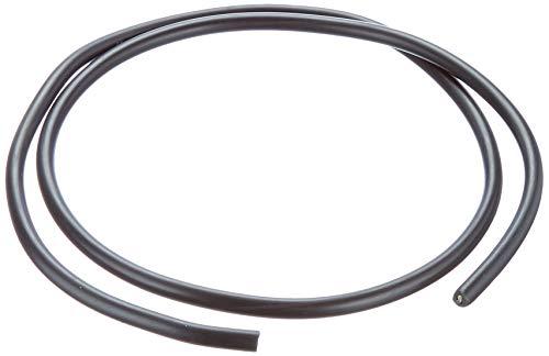 Cable de encendido de 7 mm, negro, 1 m