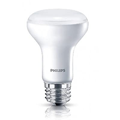 Philips LED Dimmable BR30 Soft White Light Bulb with Warm Glow Effect
