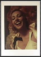 ポスター デヴィッド シムズ VISIONAIRE(ヴィジョネアー)1950/09 額装品 アルミ製ハイグレードフレーム(ブラック)