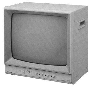 Review Panasonic WV-BM1910 monitor for surveillance and studio applications