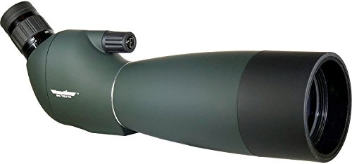 RangeHAWK Target Shooting Spotting Scope (25-75x70), Clear Optics Best for Shooting Range, Hunting, Bird Watching & More. Includes Tripod and Protective Carrying case.