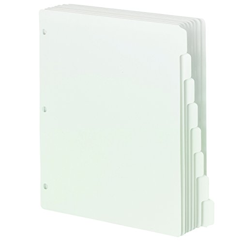Best 3 hole binder index dividers review 2021 - Top Pick