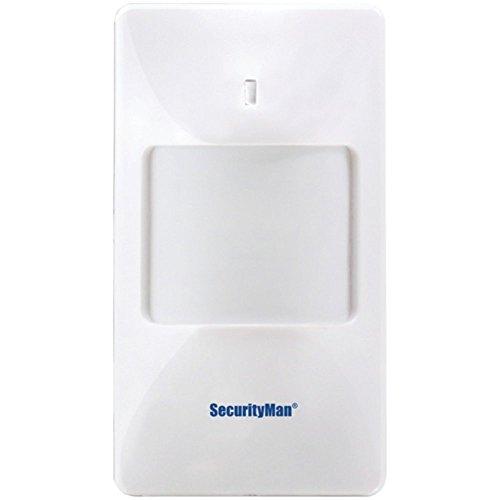 Security Man SM-80 Wireless Wide-Angle PIR Motion Sensor for Air-Alarm System Home & Garden Improvement