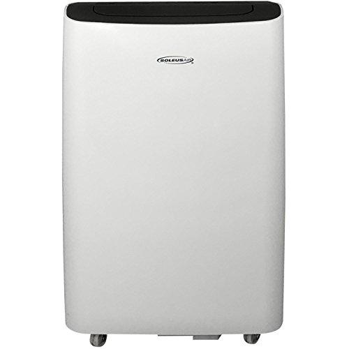 SoleusAir PSX-10-01 Portable Air Conditioner, White