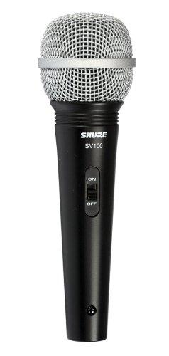 Shure SV 100 W-Mikrofon SV100W schwarz