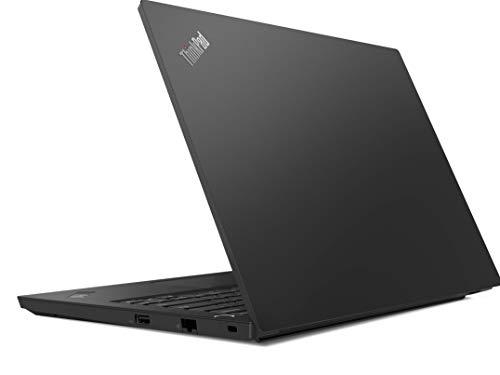 Lenovo ThinkPad E14 Intel Core i7 10th Gen 14-inch Full HD Thin and Light Laptop (8GB RAM/ 1TB HDD + 128GB SSD/ Windows 10 Home/ MS Office/ RX 640 2GB Graphics/ Black/ 1.69 kg), 20RAS0GK00