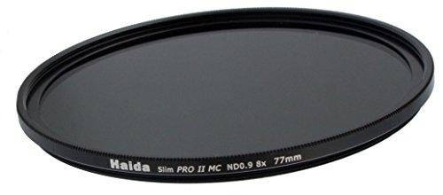 Filtro de Densidad Neutral Slim Pro II MC ND 0.9 (8x) 77 mm - incluyendo tapa