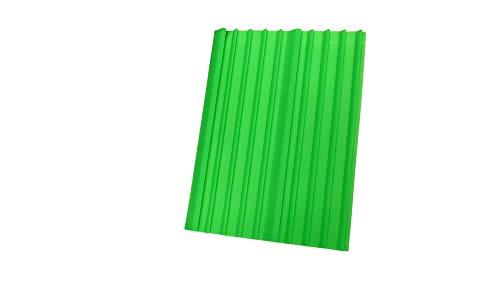 Goldwaschrinne selber bauen, Goldwaschmatte, 20 x 15 cm, verschiedene Farben (Grün)