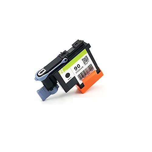CXOAISMNMDS Reparar el Cabezal de impresión Ajuste para HP 90 Pintead C5054A C5055A C5056A C5057A HP90 Cabeza de impresión CABEZ para HP DesignJET 4000 4000PS 4020 4500 4520 Impresora (BK C M Y)