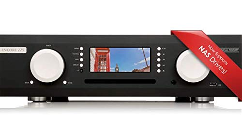 Check Out This Musical Fidelity M6 Encore 225W Streaming Music System (Black)