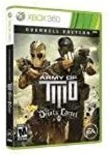 Army Of Two the Devils Cartel 19719 by Electronic Arts XBox 360 Games