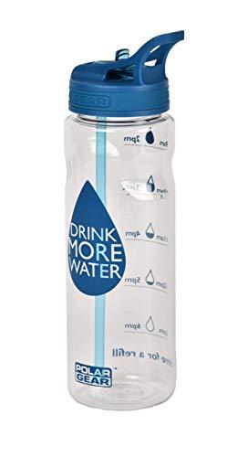 Polarbottle Unisexe Bouteille Isolé Bouteille D/'eau 700 ml Litre