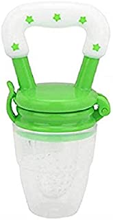 baby fresh fruit feeder - green