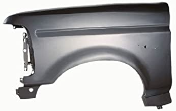 OE Replacement Ford Front Driver Side Fender Assembly (Partslink Number FO1240138)